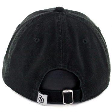New Era 9Twenty San Diego Padres Core Class Strapback Hat Black