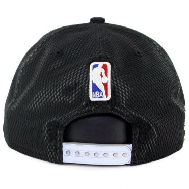 f3fa2b502f0 ... New Era 9Fifty San Antonio Spurs 2017 On Court Snapback Hat Black