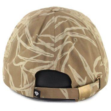 Diamond Supply Co Leeway Savanna Sports Strapback Hat Khaki