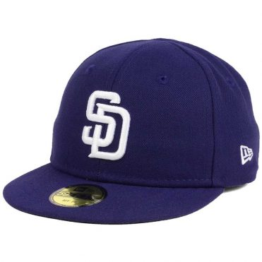 33ac667821d New Era 59Fifty My First San Diego Padres 2017 Game Fitted Hat ...