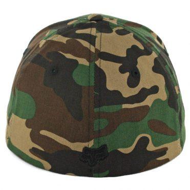 5e7af820449 Fox Flex 45 Flexfit Hat Camouflage - Billion Creation Streetwear