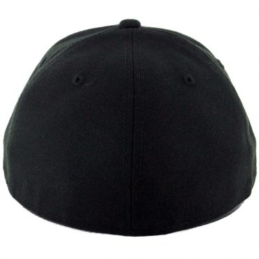 The Hundreds Rose New Era 59Fifty Fitted Hat Black