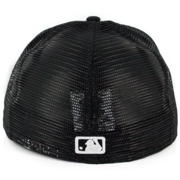New Era 59 Fifty CTO San Diego Padres Trucker Fitted Hat Black