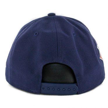 New Era 9Fifty San Diego Padres Baycik Snapback Hat Light Navy