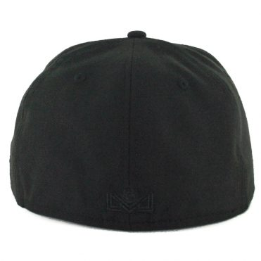 quality design 261c0 1e3a0 ... New Era 59Fifty Mexicali Aguilas Fitted Hat Blackout