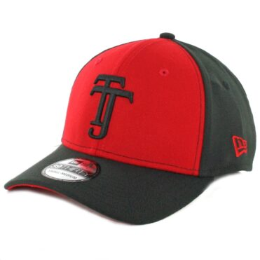 release date: ef8dd 4ff3b New Era 39Thirty Tijuana Xolos Stretch Fit Hat Scarlet Black ...