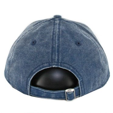 7b1f5d68f27110 ... New Era 9Twenty San Diego Padres Rugged Mini Logo Strapback Hat Denim
