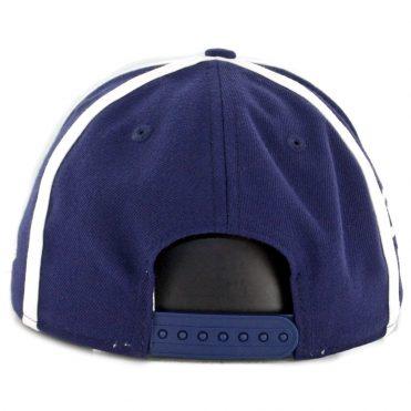 New Era 9Fifty San Diego Padres Y2K X Seam Snapback Hat Light Navy