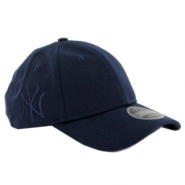 d6a1041fd66 ... New Era 9Twenty New York Yankees Suiting Strapback Hat Dark Navy