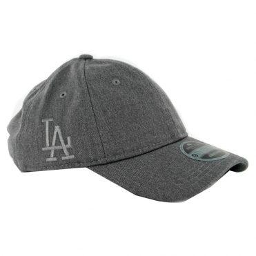 e52d90dafbd ... New Era 9Twenty Los Angeles Dodgers Suiting Strapback Hat Grey