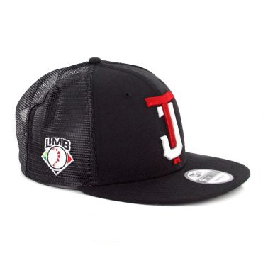 premium selection 3fc26 2e040 New Era 9Fifty Tijuana Toros Official Trucker Snapback Hat Black ...