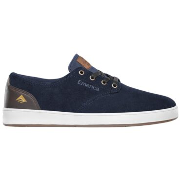 Emerica The Romero Laced Shoe Navy Gum
