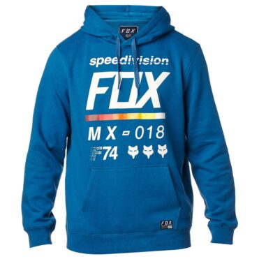 Fox District 2 Pullover Sweatshirt Dusty Blue