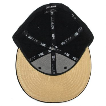 New Era 59Fifty Mexicali Aguilas Campeones Fitted Hat Black Gold