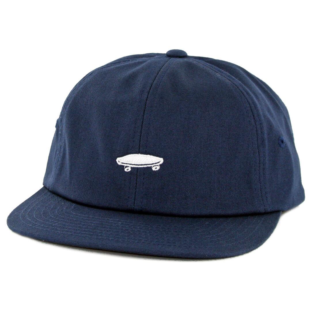 6b0befde Vans Salton II Strapback Hat Dress Blues