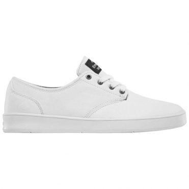 Emerica The Romero Laced Shoe White Black