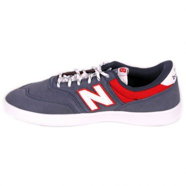 New Balance AM617 Shoe Navy Red Canvas