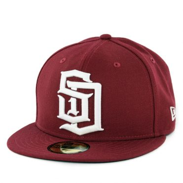 New Era 59Fifty CTO Dyse One SD Fitted Hat Cardinal