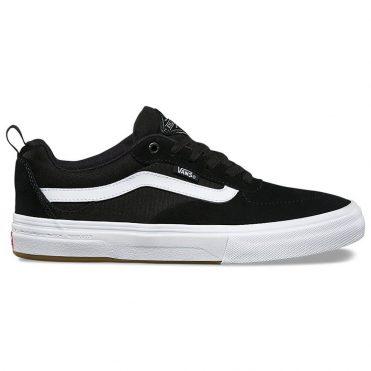 Vans Kyle Walker Pro Shoe Black White