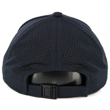 48d77613b5d ... New Era 9Twenty New York Yankees Performance Tone Strapback Hat Dark  Navy