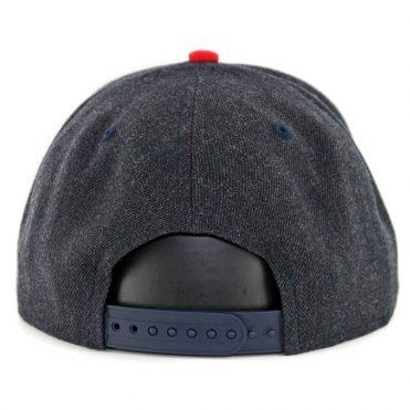 buy popular 4a1c0 ebb36 ... New Era 9Fifty Boston Red Sox Heather Hype Snapback Hat Heather Dark  Navy