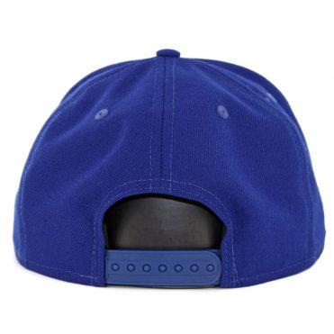 ... New Era 9Fifty Los Angeles Dodgers Squad Twist Snapback Hat Dark Royal b94b3a1d076e