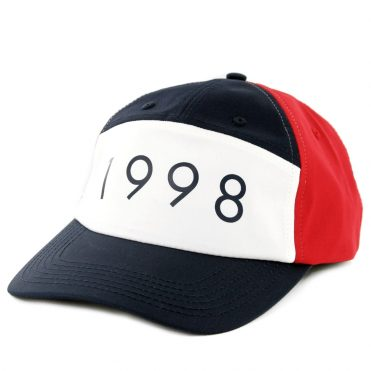 Diamond Supply Co 1998 Sports Clipback Hat Navy