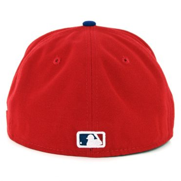New Era 59Fifty Philadelphia Phillies Game Authentic On Field Fitted Hat Red