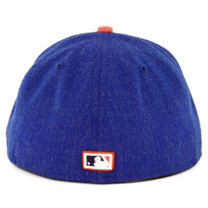 New Era 59Fifty San Diego Padres Heather Hype Fit '91 Fitted Hat Heather Royal Blue