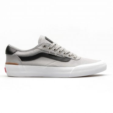 Vans Chima Pro 2 Shoe Drizzle Black White
