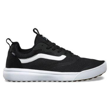 Vans Ultrarange Rapidweld Pro Shoe Black White