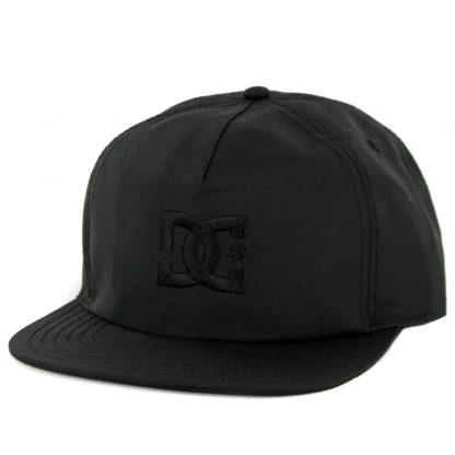 DC Shoes Floora Strapback Hat Black
