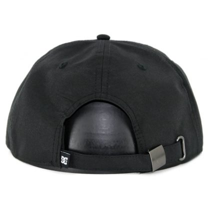 DC Shoes Floora Strapback Hat Black