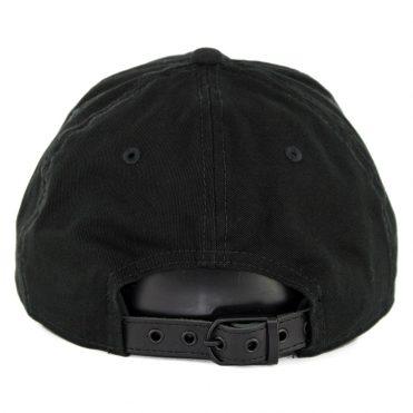 New Era 9Twenty San Diego Padres Micro Matte Strapback Hat Black