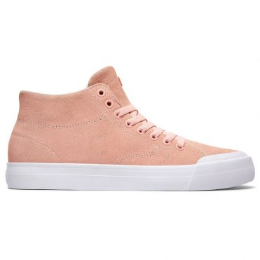 DC Shoes Evan Smith Hi Zero Shoe Light Pink