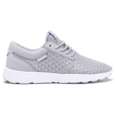 Supra Hammer Run Shoe Light Grey White