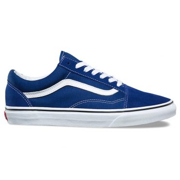 Vans Old Skool Shoe Estate Blue True White