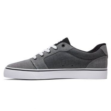 DC Shoes Anvil TX SE Shoe Black Black White