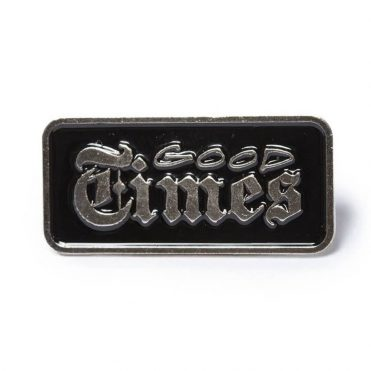 The Quiet Life Good Times Lapel Pin