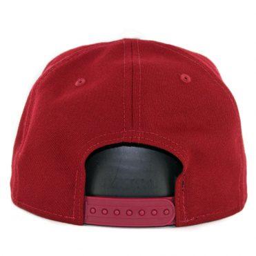 043bc7bf416 ... New Era 9Fifty Philadelphia Phillies Basic Cooperstown Snapback Hat  Cardinal