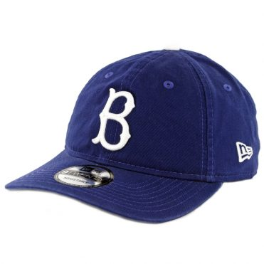 89a09910a7b New Era 9Twenty Brooklyn Dodgers Cooperstown 1949 Core Classic Strapback Hat  Royal Blue ...