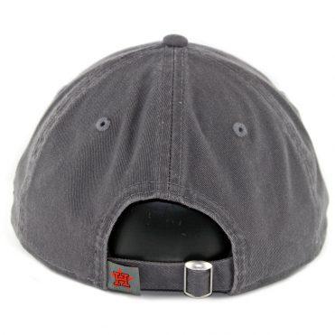 07fcb142d65 ... New Era 9Twenty Houston Astros Core Classic Strapback Hat Graphite