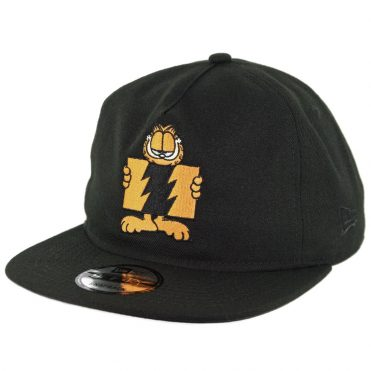 cdfab908dfb The Hundreds Garfield Flag Snapback Hat Black ...