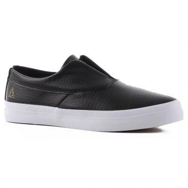 HUF Dylan Slip On Shoe Black