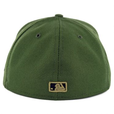 b774172ed80 ... New Era 59Fifty Cincinnati Reds Alternate 2 Authentic On Field Fitted  Hat Green