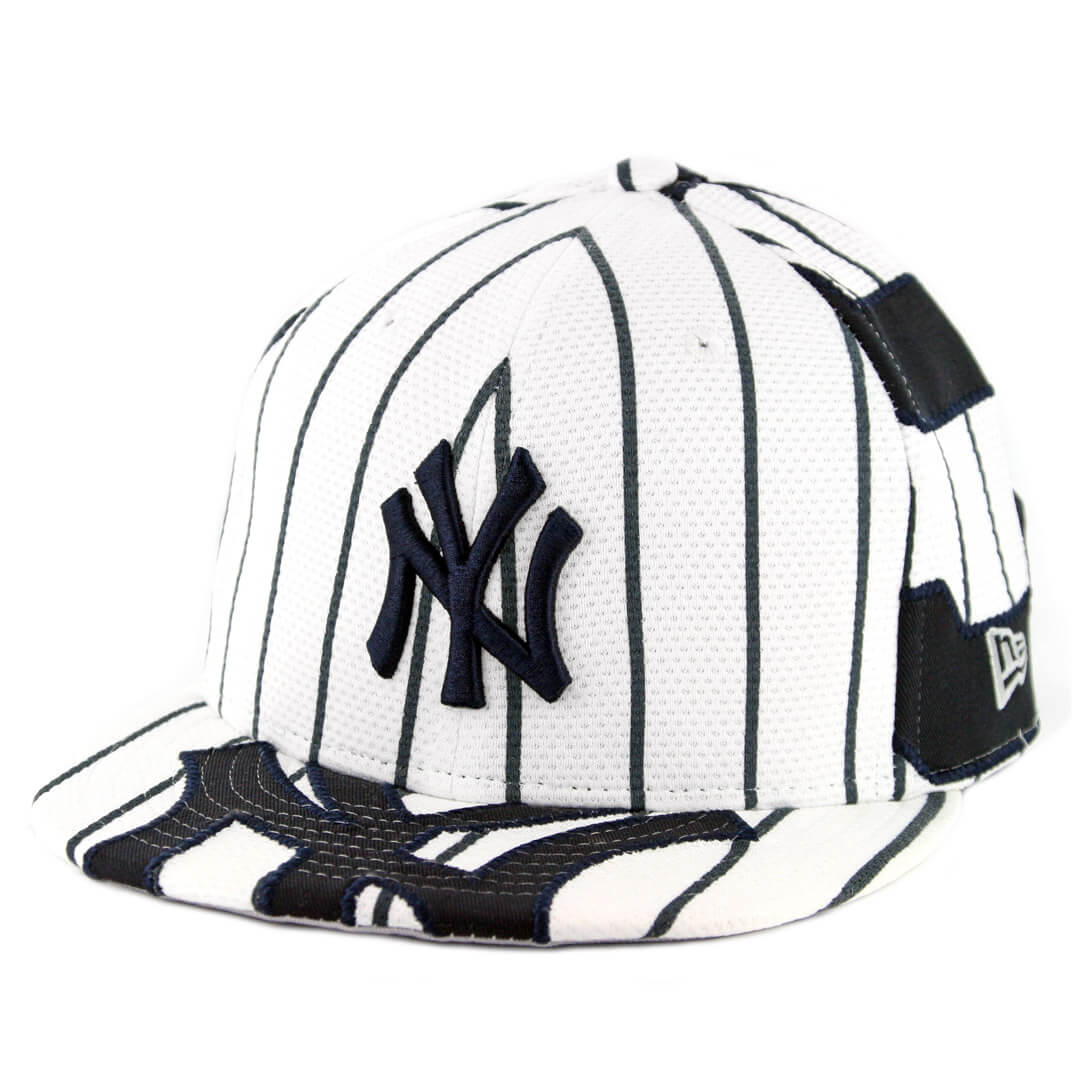 8e1a9594 New Era 9Fifty New York Yankees Player Pick Judge V1 Snapback Hat White