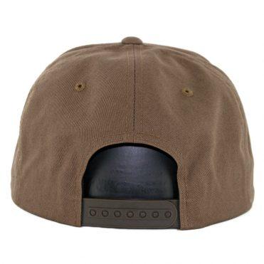 b79d7e224db Volcom Quarter Twill Snapback Hat Mud Volcom Quarter Twill Snapback Hat Mud
