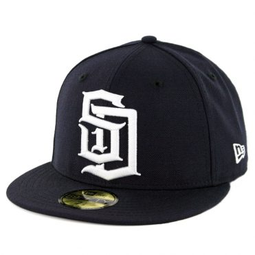 New Era 59Fifty Dyse One SD Fitted Hat Dark Navy