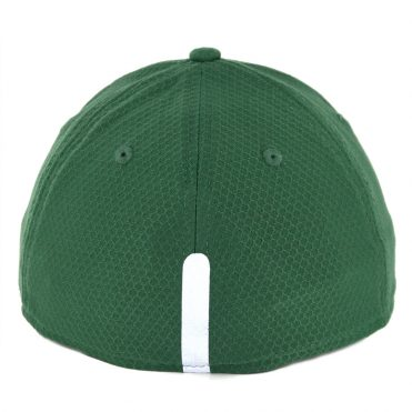 New Era 39Thirty Green Bay Packers Training Onfield Sideline 2018 Stretch Fit Hat Green