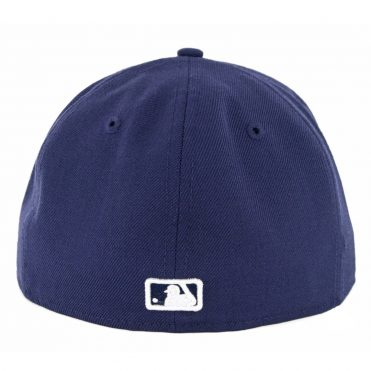 New Era 59Fifty San Diego Padres Katakana Fitted Hat Navy
